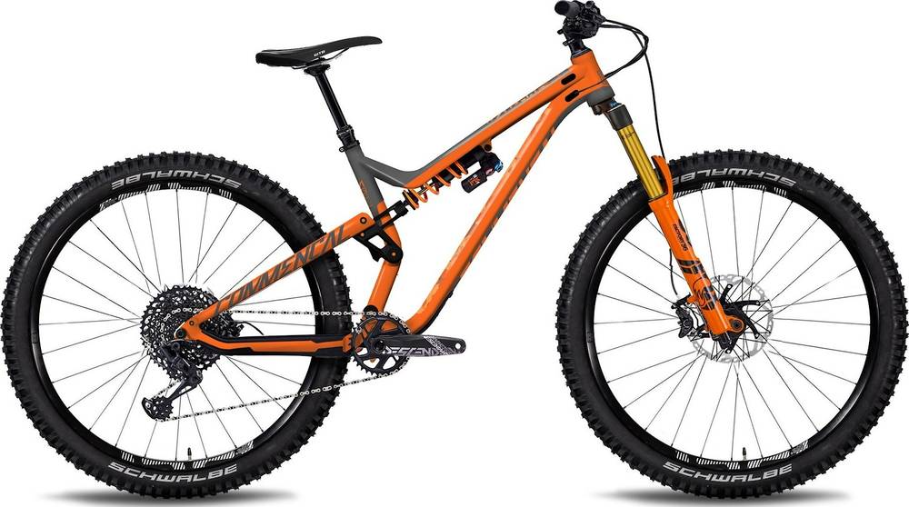 2019 Commencal Meta AM 29 Signature