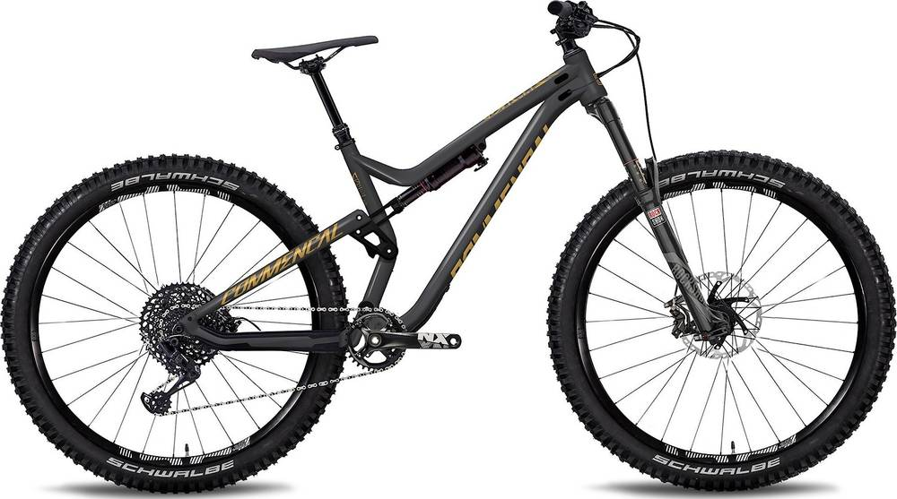 2019 Commencal Meta Trail 29 Ride