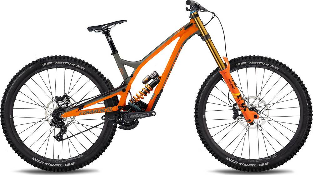 2019 Commencal Supreme DH 29 Signature