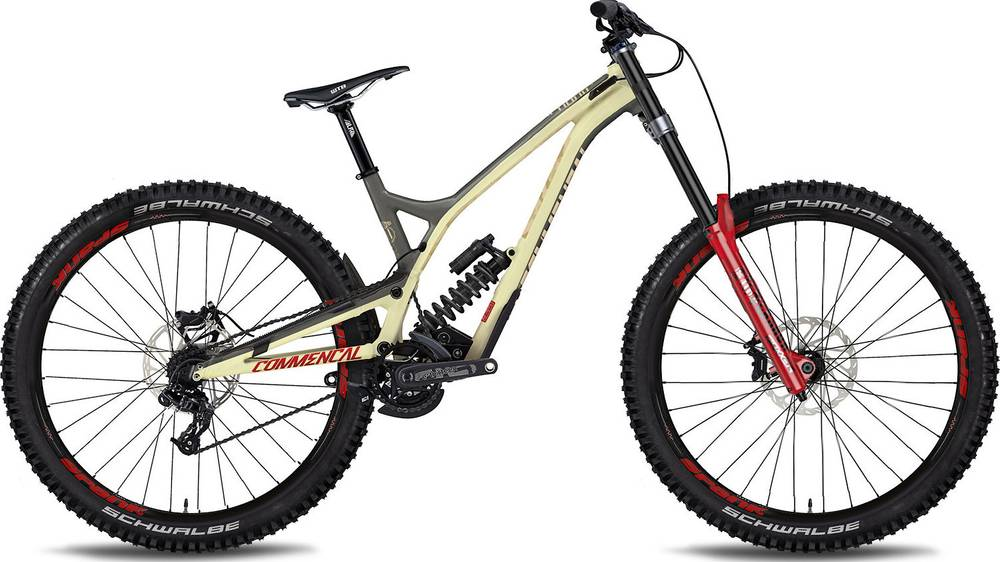 2019 Commencal Supreme DH 29 Team