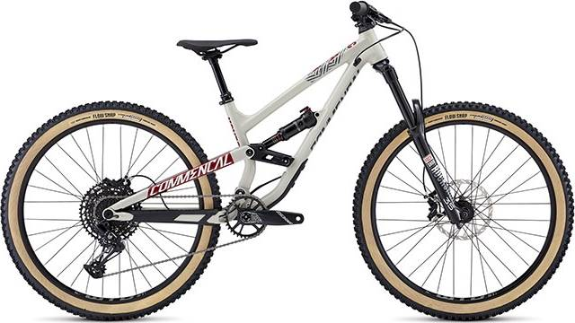 2020 Commencal CLASH JUNIOR