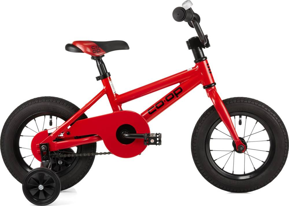 2019 Co-op REV 12 Kids' Bike - Red Hot