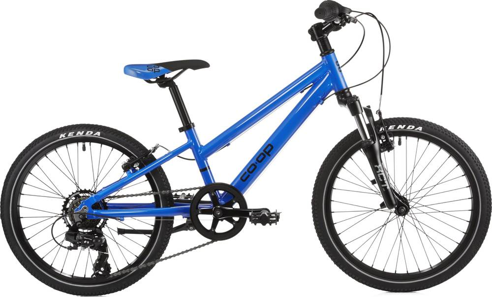 2019 Co-op REV 20 6-Speed Kids' Bike - Laguna Blue