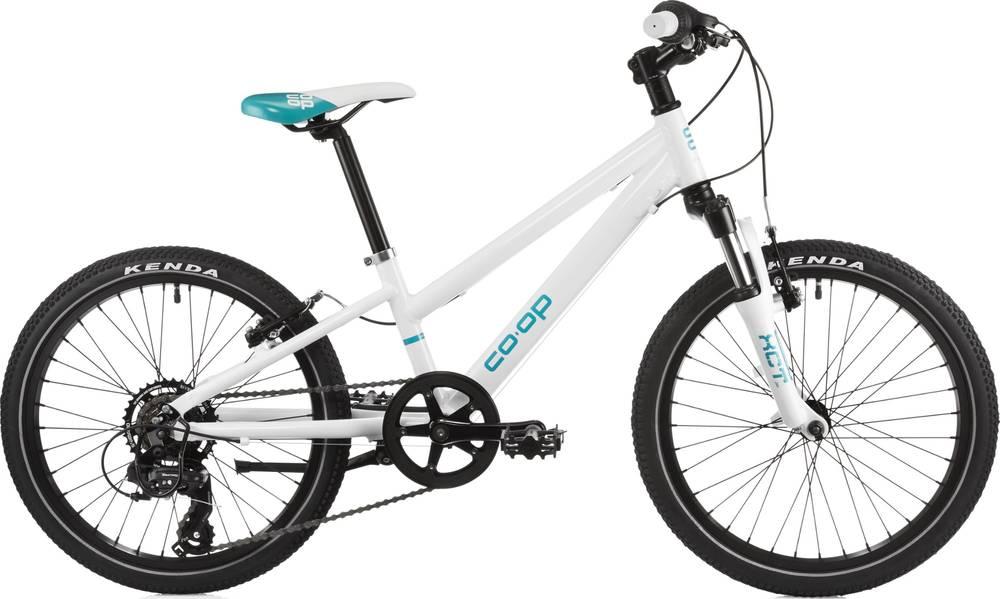 2019 Co-op REV 20 6-Speed Kids' Bike - White