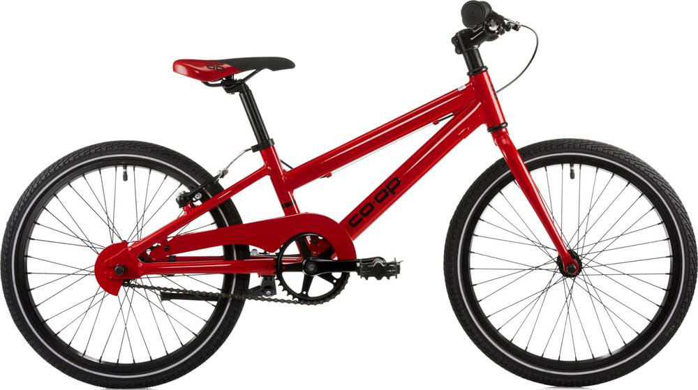 2019 Co-op REV 20 Kids' Bike - Red Hot
