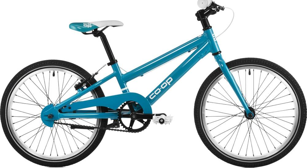2019 Co-op REV 20 Kids' Bike - Teal Blue