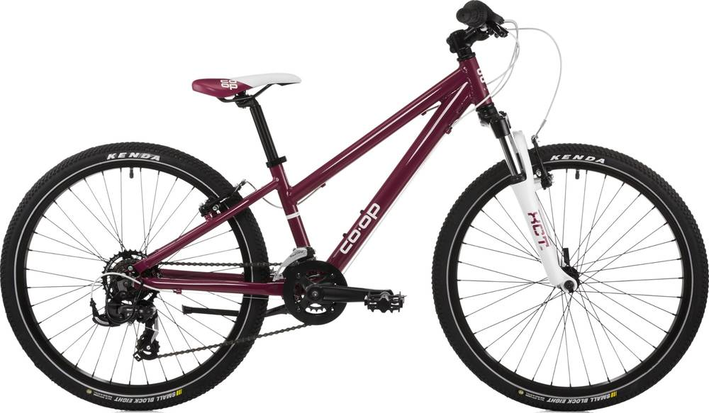 2019 Co-op REV 24 Kids' Bike - Beet