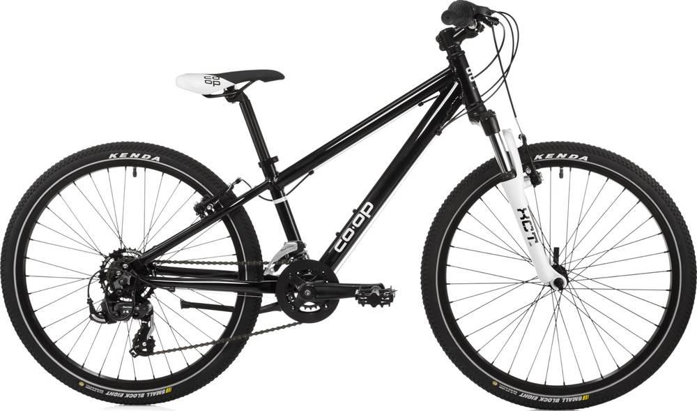 2019 Co-op REV 24 Kids' Bike - Black