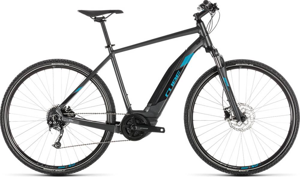 2019 CUBE CROSS HYBRID ONE 500