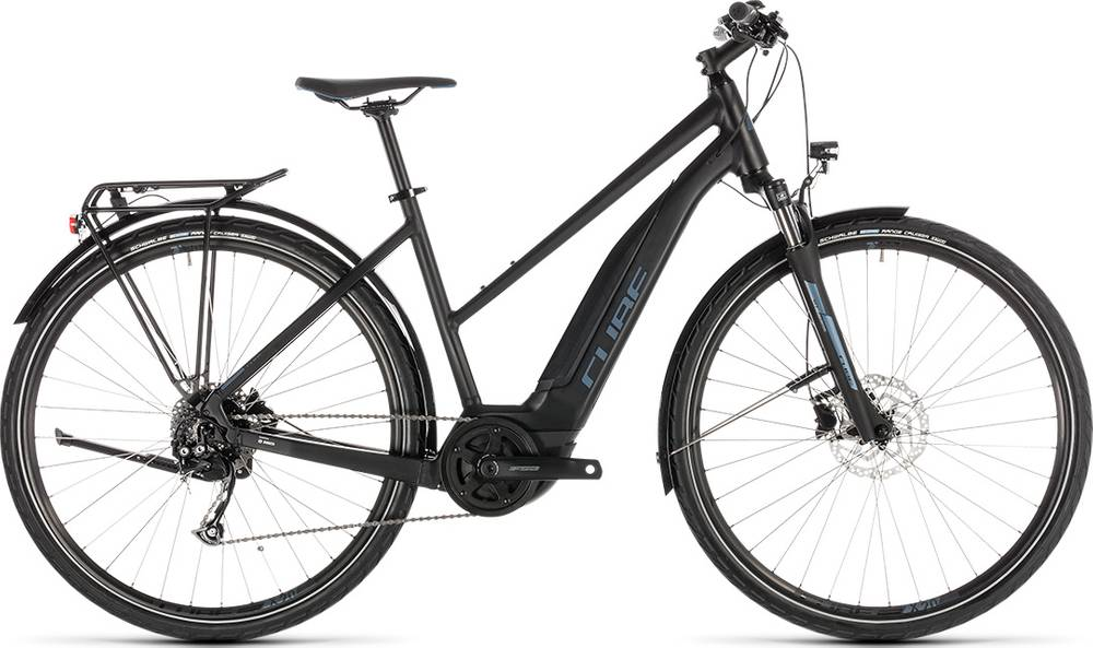 2019 CUBE TOURING HYBRID ONE 400 Trapeze
