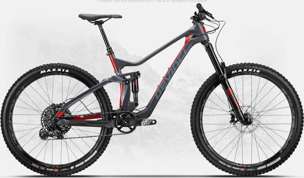 2019 Devinci Troy Carbon 27 X01 Eagle 12S