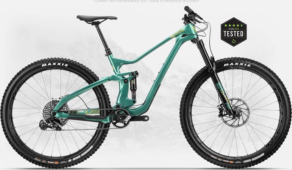2019 Devinci Troy Carbon 29 GX EAGLE LTD