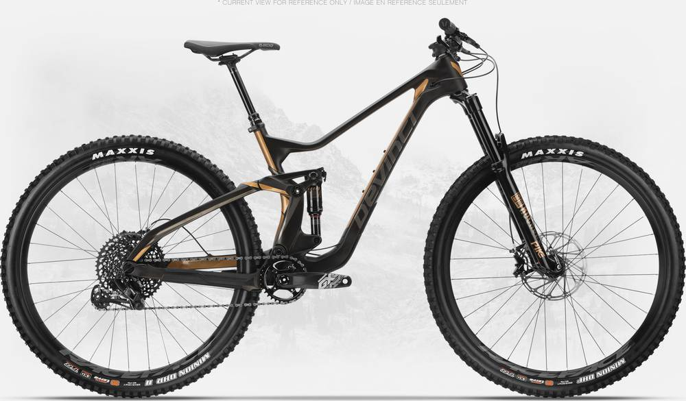 2019 Devinci Troy Carbon 29  GX EAGLE