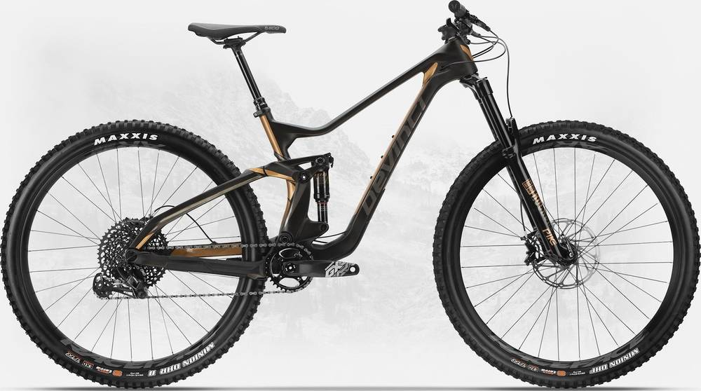 2019 Devinci Troy Carbon 29 NX Eagle
