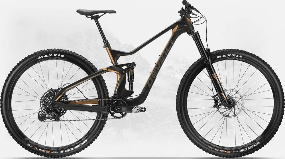 2019 Devinci Troy Carbon 29 X01 Eagle