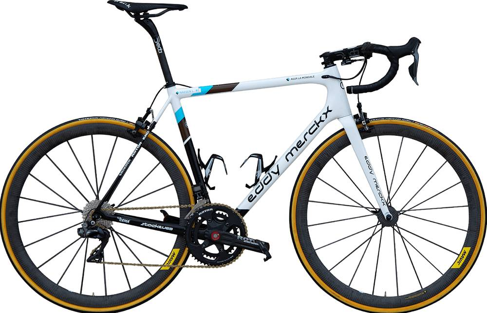 2019 Eddy Merckx Stockeu69 Shimano Ultegra Di2 99 Spokes