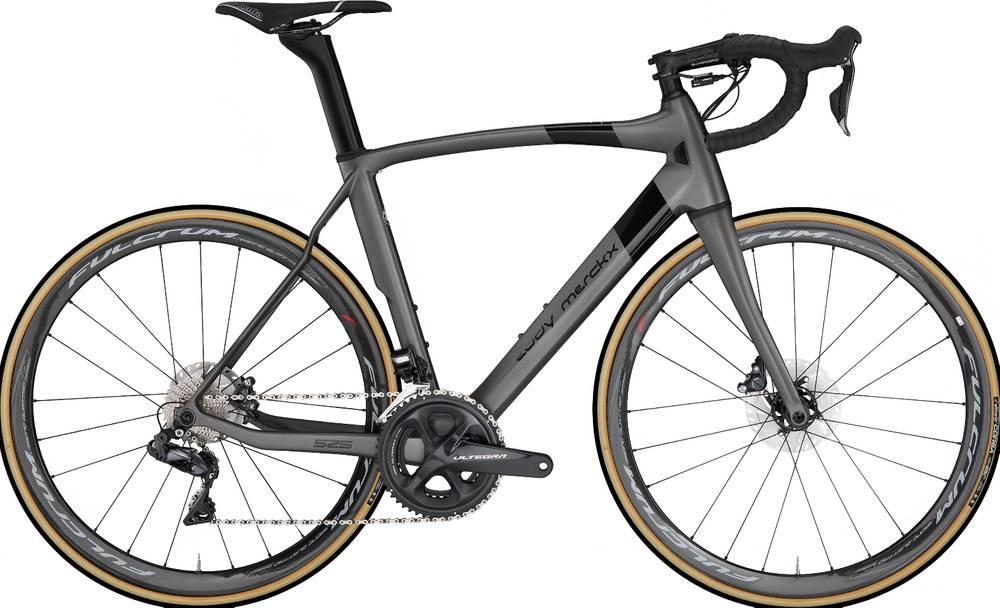 2020 Eddy Merckx Em525 Disc Endurance Shimano Ultegra Db 99 Spokes