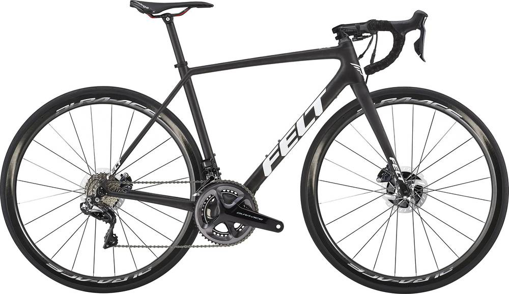 "FELT UHC Ultimate Carbon Control Taper 1 1//8/""-1.5/"" Road Bike 700C Fork"