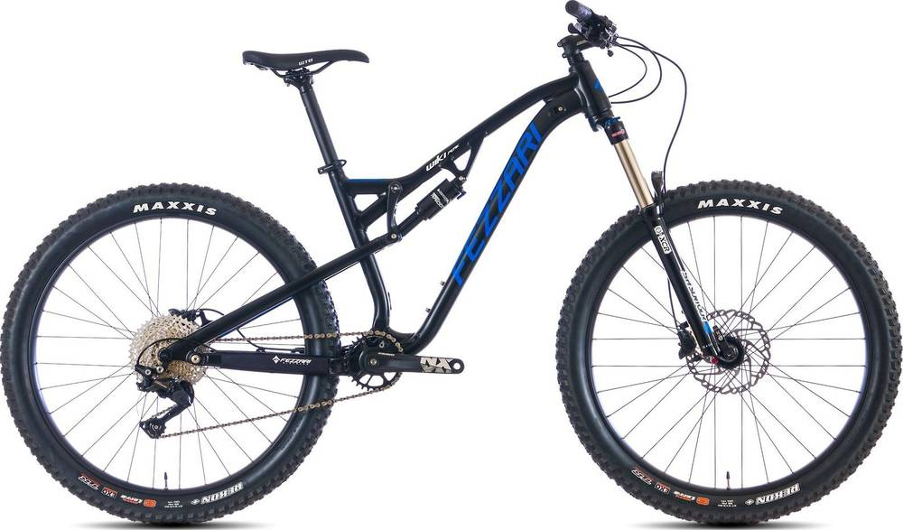 2018 Fezzari Wiki Peak 27.5 Plus