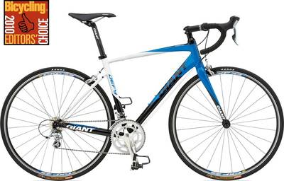 2010 Giant Defy 2 (COMPACT)