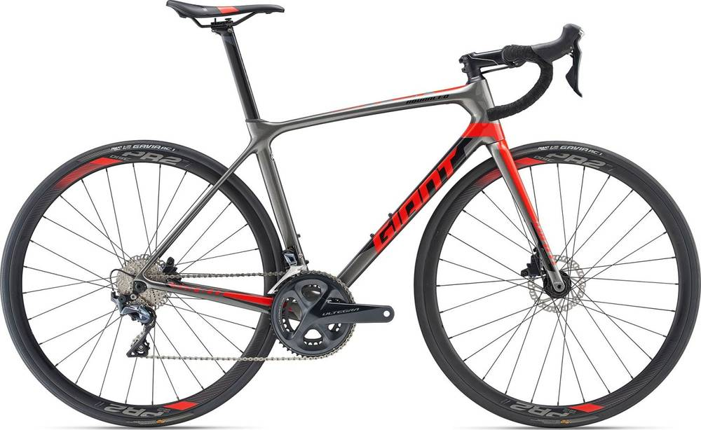 2019 Giant TCR Advanced 1 Disc KOM