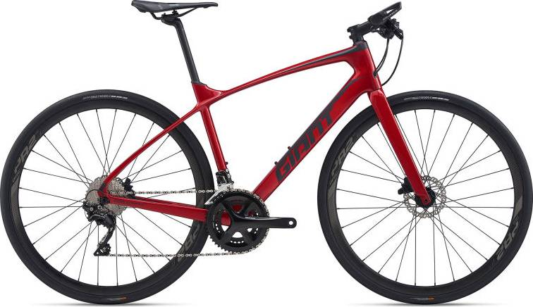 2020 Giant FastRoad Advanced 1