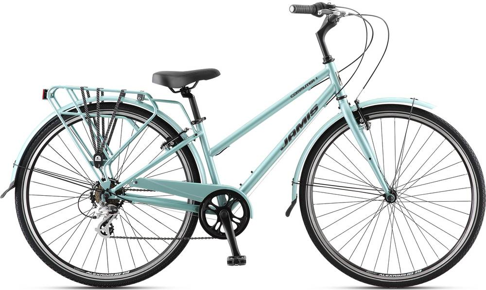 2019 Jamis COMMUTER 1 STEP-OVER
