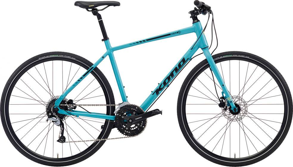 2018 Kona Dew Plus