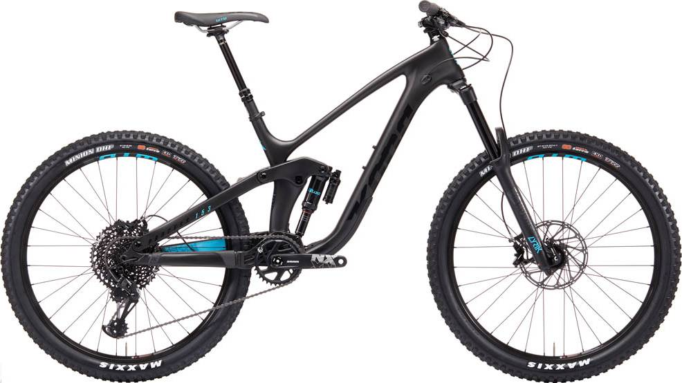 2019 Kona Process 153 CR 27.5