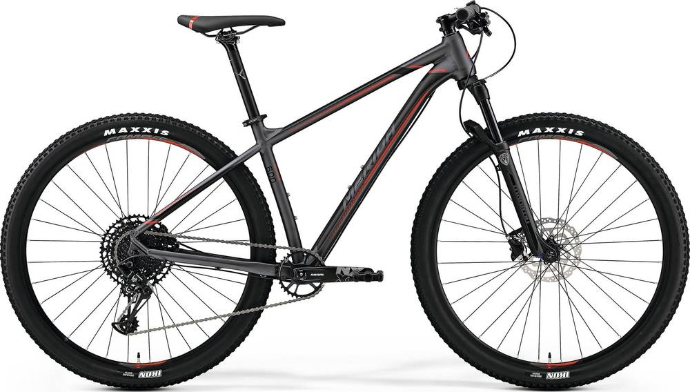 2019 Merida BIG.NINE 600