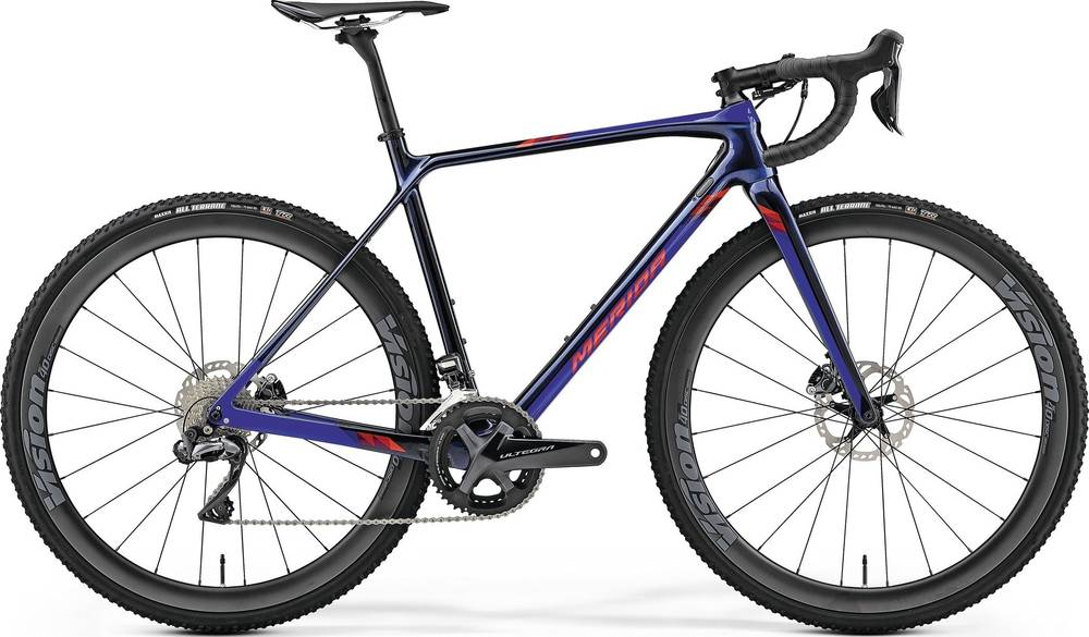 2019 Merida MISSION CX 8000-E