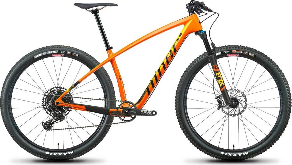 2019 Niner AIR 9 RDO - 2-Star NX Eagle - 29