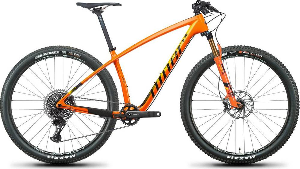 2019 Niner AIR 9 RDO - 4-Star X01 Eagle - 29