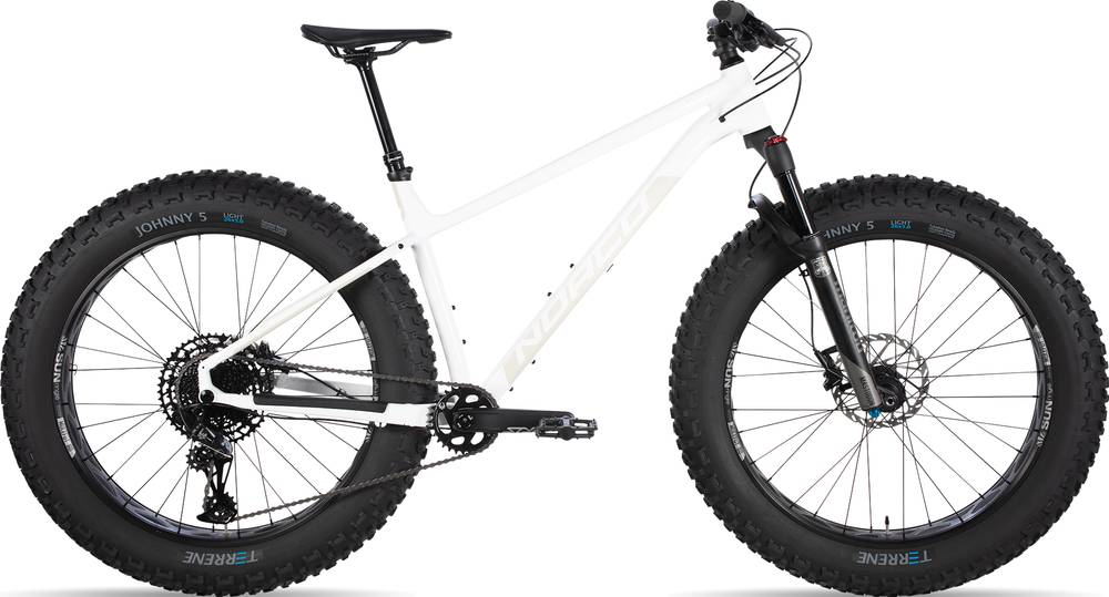 2020 Norco Bigfoot 1 Suspension