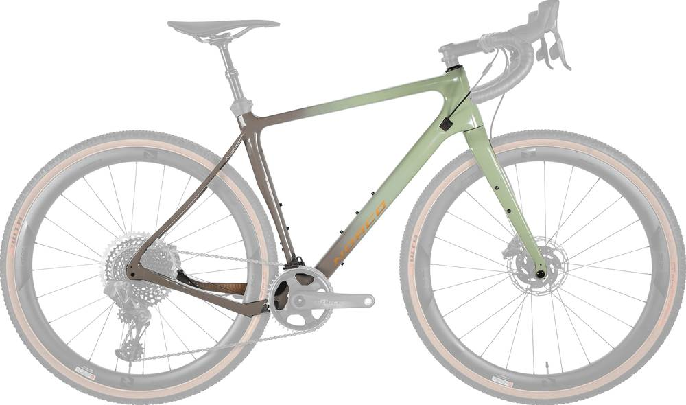 2020 Norco Search XR C Frame/Fork 650b