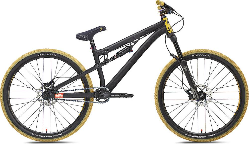 2010 Norco '09 Six Three vs 2019 Specialized P Slope vs 2019