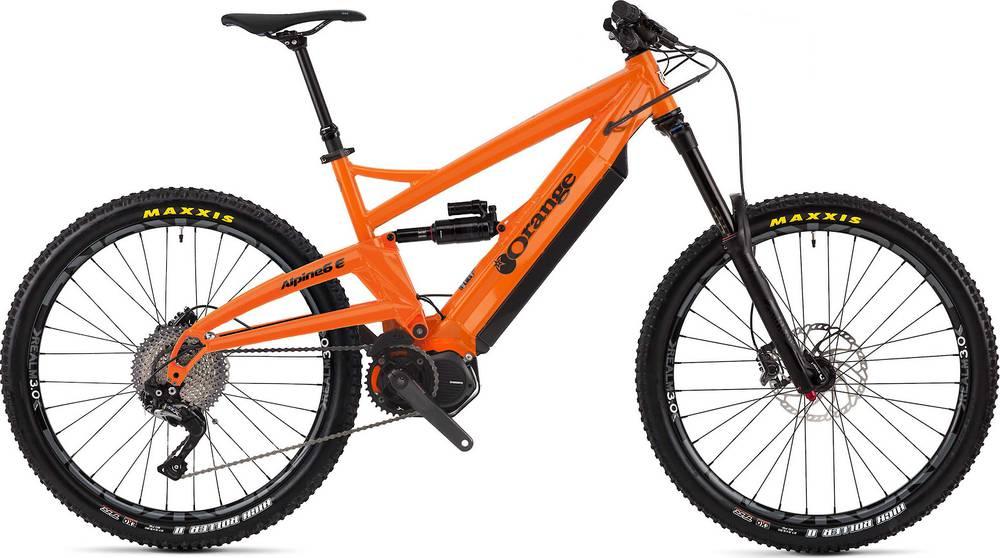 2019 Orange Alpine 6 E S