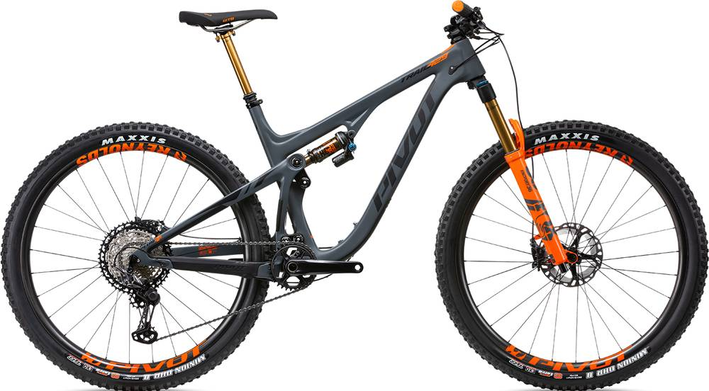 "2020 Pivot Trail 429 27.5+"" Team XX1 AXS"