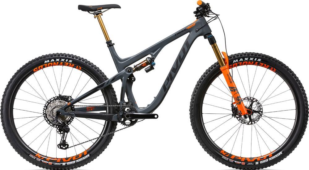 2020 Pivot Trail 429 Limited Edition Enduro Build - Pro XT/XTR