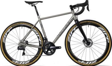 2020 Ribble CGR Ti, Shimano Ultegra Di2