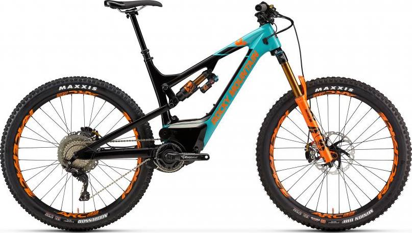 2019 Rocky Mountain Altitude Powerplay Carbon 90 Rally Edition