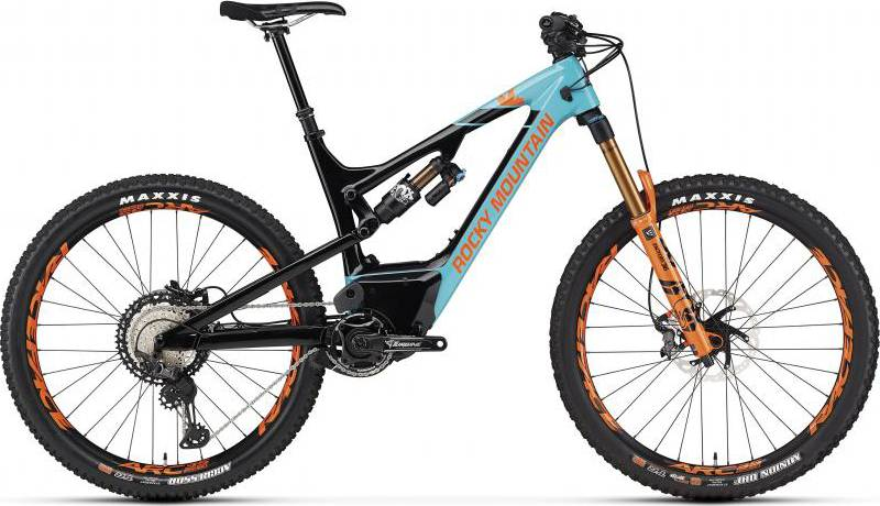 2020 Rocky Mountain Altitude Powerplay Carbon 90 Rally Edition