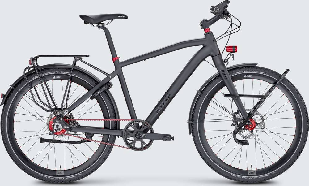 2019 Rose ACTIVA PRO ROHLOFF RED