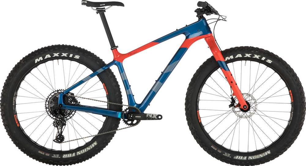 2019 Salsa Beargrease Carbon NX Eagle