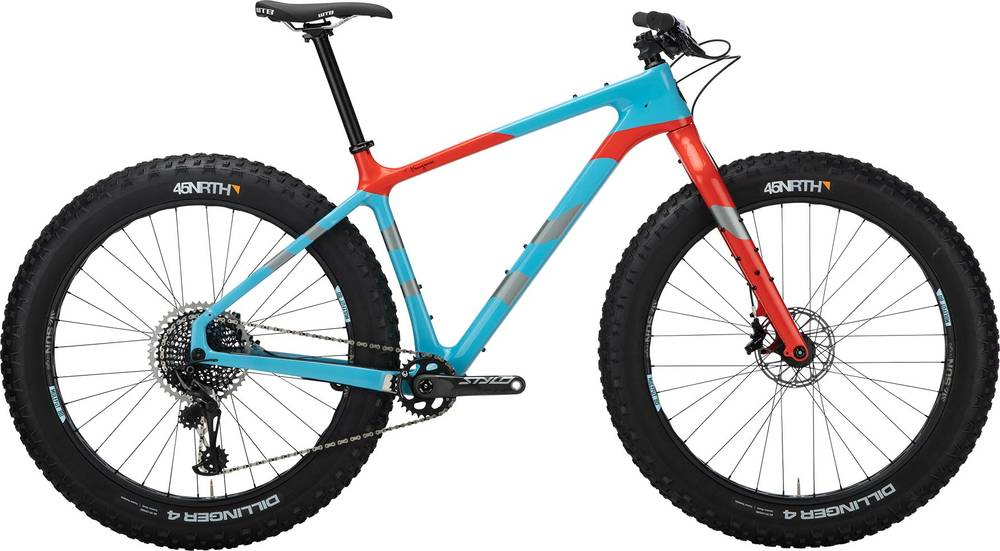 2020 Salsa Beargrease Carbon X01 Eagle