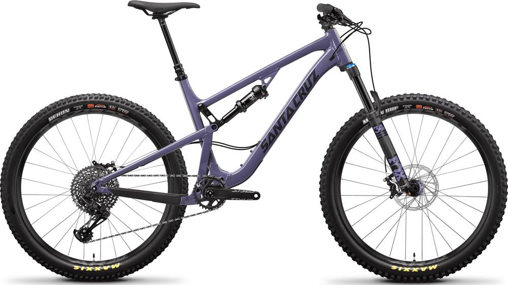 2019 Santa Cruz 5010 S Plus / Aluminum / 27.5