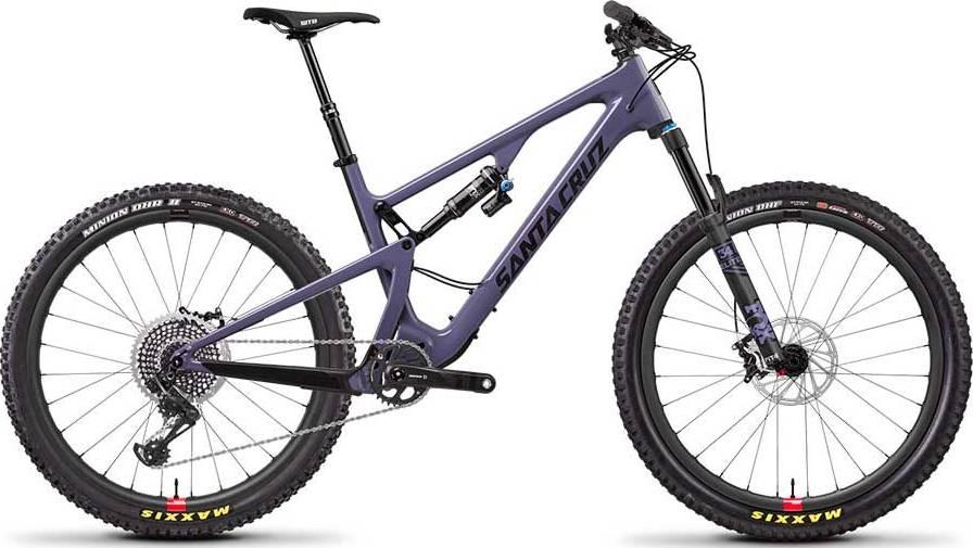 2019 Santa Cruz 5010 X01 Plus / Carbon CC / 27.5 / Low