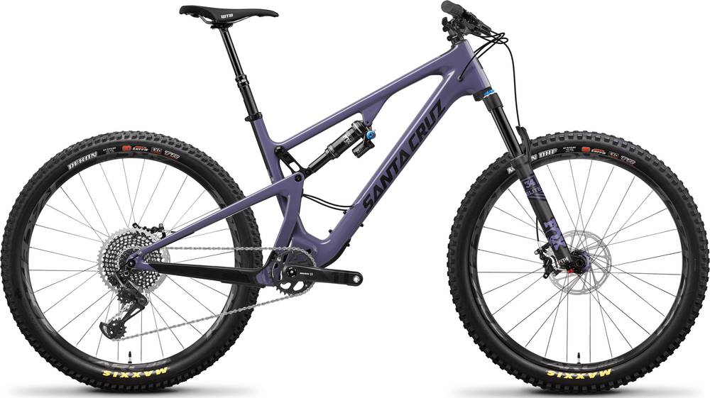 2019 Santa Cruz 5010 X01 Plus / Carbon CC / 27.5