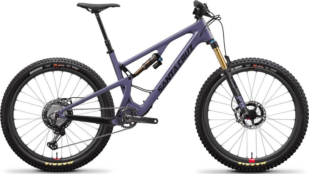 2019 Santa Cruz 5010 XTR Plus Reserve / Carbon CC / 27.5