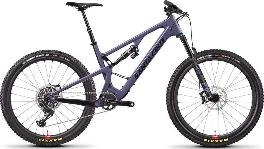 2019 Santa Cruz 5010 XX1 Plus Reserve / Carbon CC / 27.5 / Low